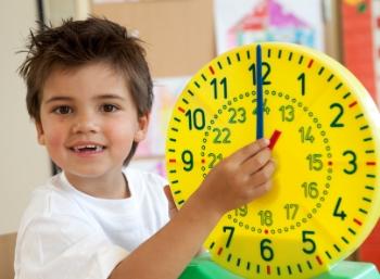 Preschool Sample Schedule